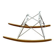 Exceptional China Relex Lounge Rocking Chair Base Chair Leg With Steel Frame And Beech  Legs ...