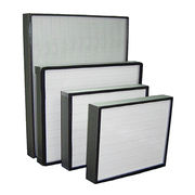 Clean-room mini-pleat HEPA air filter from China (mainland)