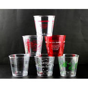 Plastic tumblers from China (mainland)
