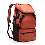 Daypacks, various colors polyester with big capacity sport styles with beautiful more zipper pocket from Iris Fashion Accessories Co.Ltd