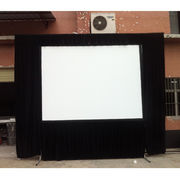 Wholesale New products 3D big fast folding projector screens, New products 3D big fast folding projector screens Wholesalers