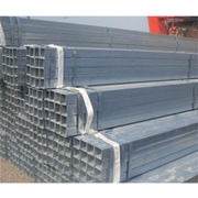 Galvanized square steel tubes from China (mainland)