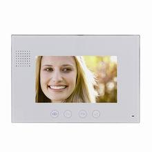 China Wired Video Door Phone Intercom System