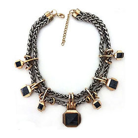 China New Design Exaggerate Choker Necklace