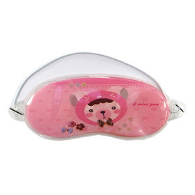 promotional eye mask made of PVC and gel from Hot and Cold Products Co. Ltd