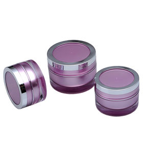 Cosmetic Acrylic Jars from China (mainland)