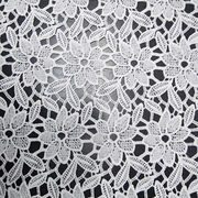 Chemical Lace Embroidered Fabric from China (mainland)