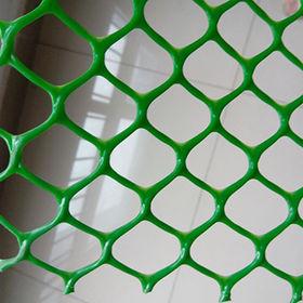 Plastic mesh and netting from China (mainland)