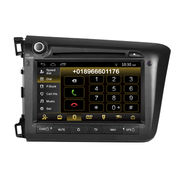 China Car DVD Player with Tire Pressure Monitoring System, Special for Android