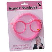 Drinking Straw Eyeglasses Toys from China (mainland)