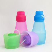 Silicone Water Bottles from China (mainland)