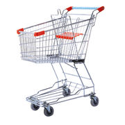 60L Asian Style Trolley supermarket shopping from China (mainland)