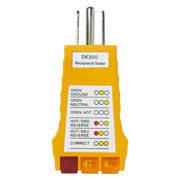 Receptacle Outlet Circuit Tester from China (mainland)