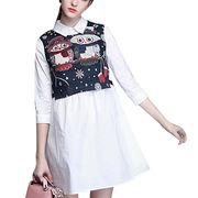 Shirtwaist dresses from Hong Kong SAR