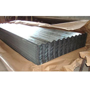 Galvanized steel corrugated roofing sheet from China (mainland)