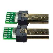 Micro USB 25-pin connectors from China (mainland)