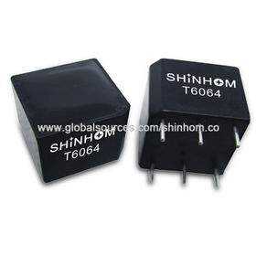 RF Transformer and Filter Modules from China (mainland)