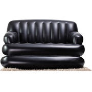 India 5 In 1 Air Sofa Bed, Comfortable Air Lounge, Inflatable Sofa ...