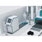 Terahertz security body check system