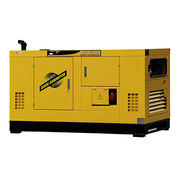 Water cooled silent 30kVA diesel generator from China (mainland)