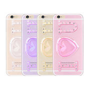 Crystal love TPU cover from China (mainland)