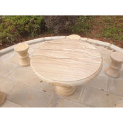 High Quality Sandstone Table Tile from China (mainland)