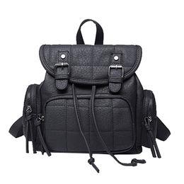 2016 Ladies PU Leisure Backpack Manufacturer