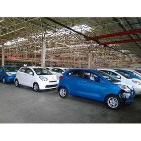 China Cars assembly plant
