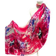 New Fashion Design Imitation Silk Scarf from China (mainland)
