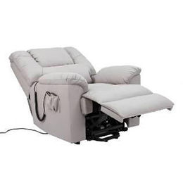 China Rise and Recliner Massage Sofa