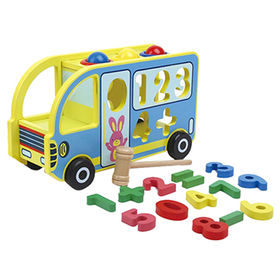 Educational toy car from China (mainland)