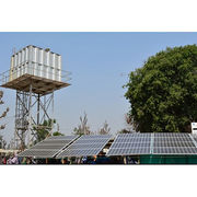 20HP/15KW AC Solar Deep Well Pumping System from China (mainland)