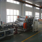 PVC Imitation marble profile extrusion line from China (mainland)