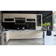 stainless steel kitchen cabinet.modern and durable from China (mainland)