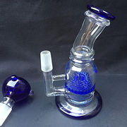Bent type single honey comb hookah pipes from China (mainland)
