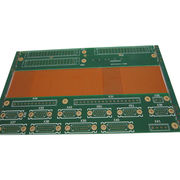 FPC connector graphic LCD panel keypad FPCB from China (mainland)