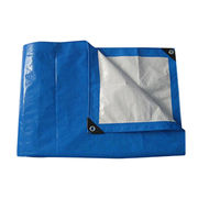 Plastic canvas poly tarp from China (mainland)