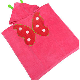 Wholesale Children's hooded towel, Children's hooded towel Wholesalers
