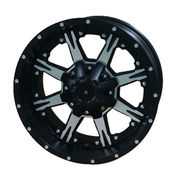 Off-road alloy wheel rims 4x4 SUV design from China (mainland)