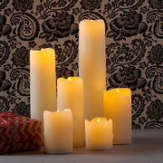 Tearing Surface Wax LED Candle from China (mainland)