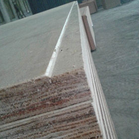 28mm grooved container flooring plywood from China (mainland)
