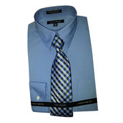 Men's L/S dress shirts from China (mainland)