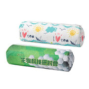 Cylinder FELT pencil bags full surface from Taiwan