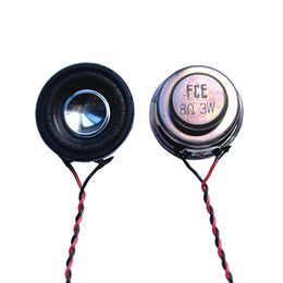 31mm 8ohm 3w acoustic component speaker from China (mainland)