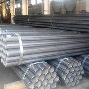 Black steel tube