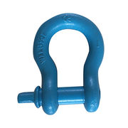 Drop Forged Screw Pin Anchor Shackle from China (mainland)