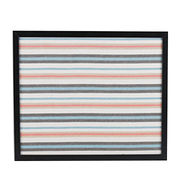Unique MDF framed yarn dyed fabric bulletin board from China (mainland)