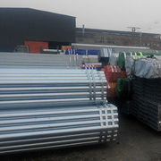 Galvanized steel tube from China (mainland)