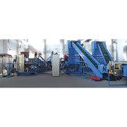 PE/PP/PET crushing and washing line from China (mainland)