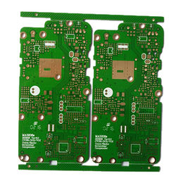 4-layers 1oz FR-4 PCB from China (mainland)